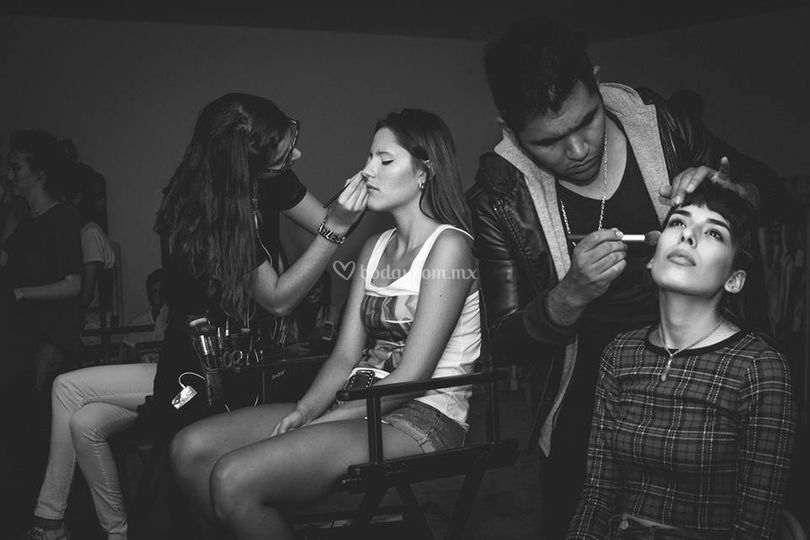 Luisana Fuentes Make Up Artist