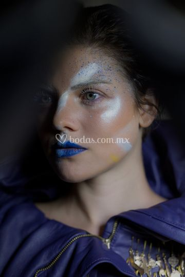 Maquillaje editorial