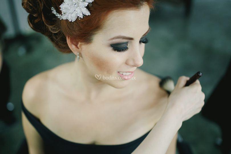 Makeup by i latina