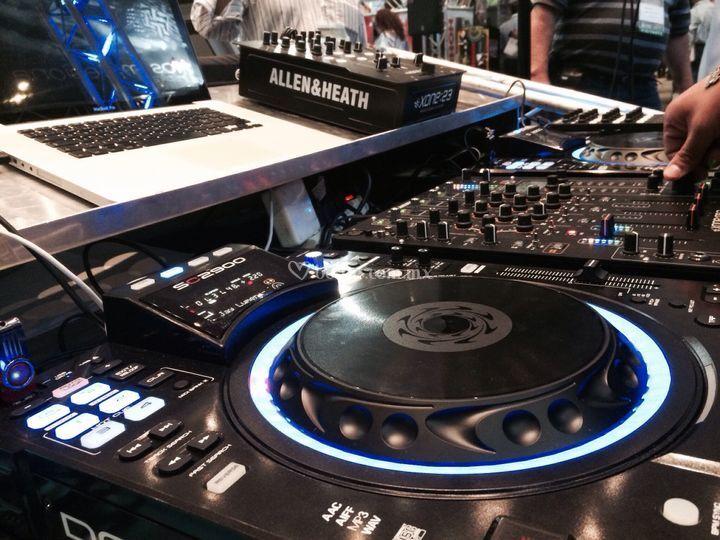 DJ's experimentados