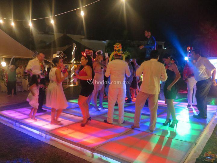 Maz party lo mejor en música