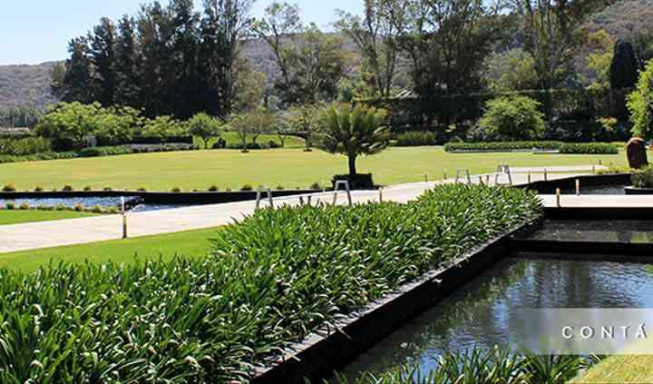 Jardines y lagos