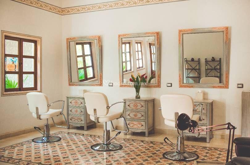 Sala de belleza damas
