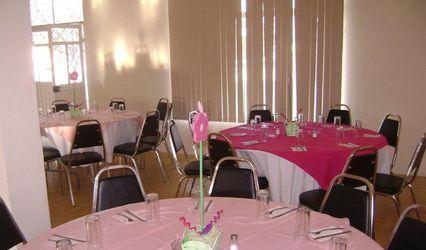 Salón de Fiestas Las Flores 1