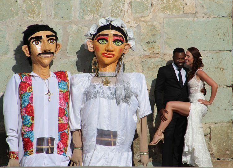 Nuestra Boda En Oaxaca