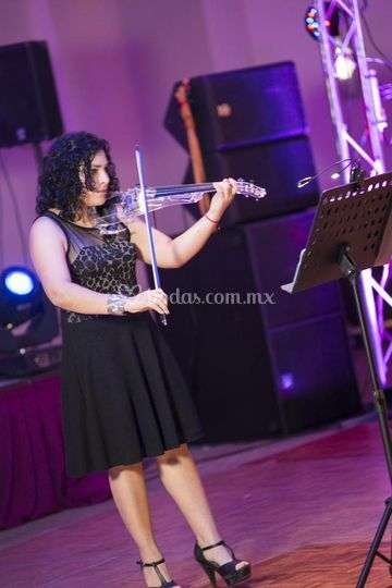 Magguie Canto Violinista