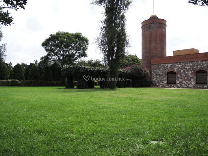 Jardín del Silo