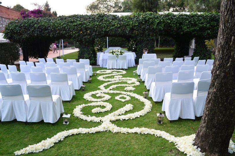 Ceremonia en Jardín del Silo