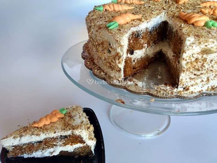 Zanahoria cake