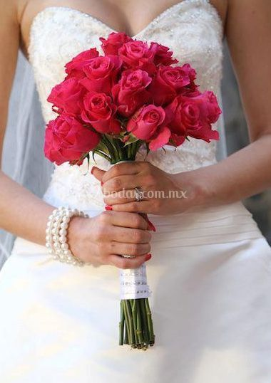 Bouquet de novia sublime