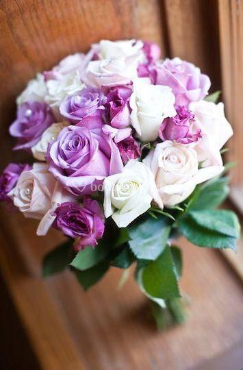 Bouquet de novia ternura