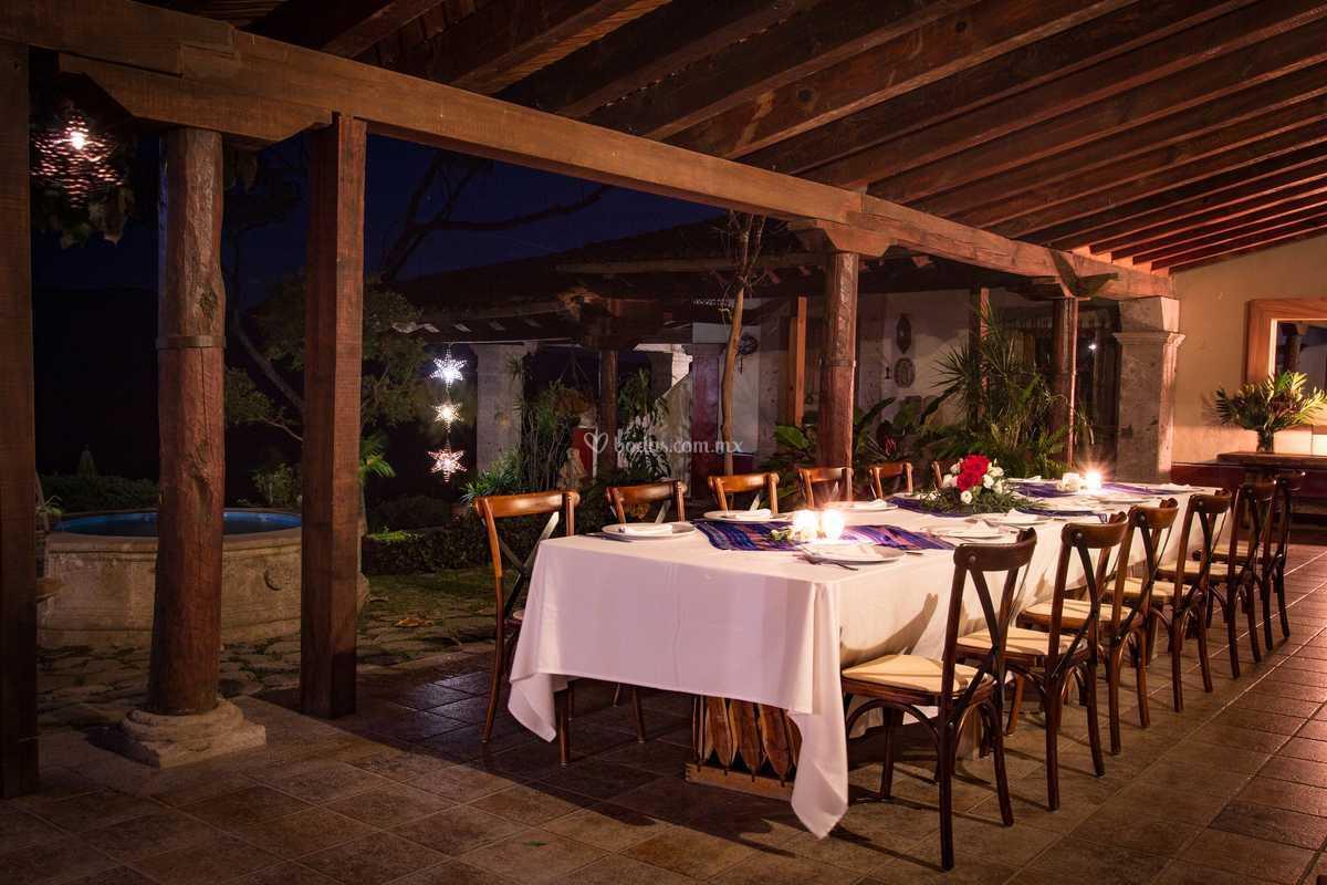Terraza Arrayanes De Hotel Defranca Foto 50