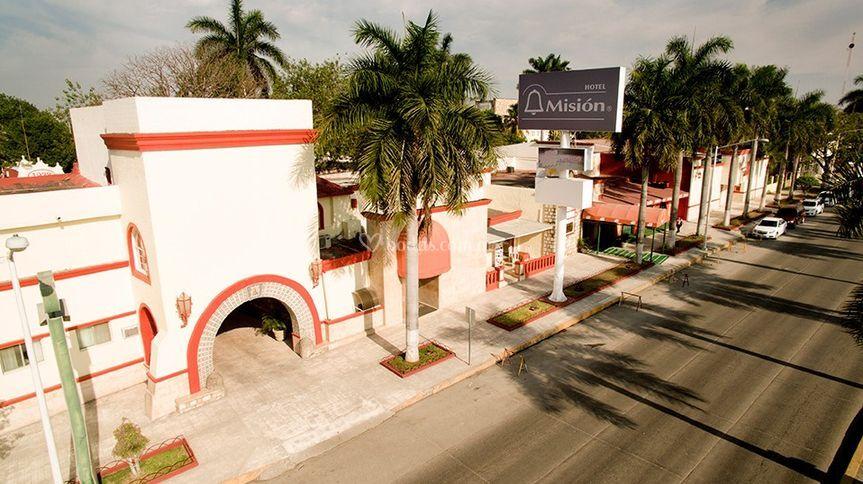 Hotel Misión Ciudad Vallés