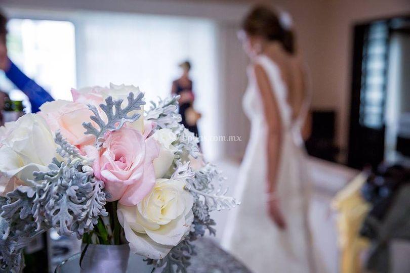 Bouquet Vall