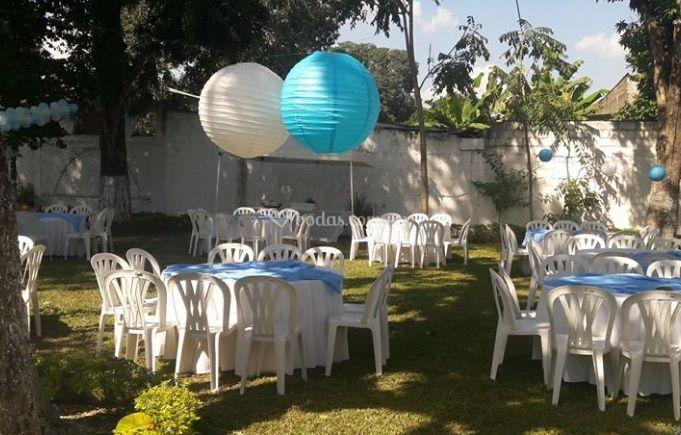 El Naranjito Jardín De Fiestas