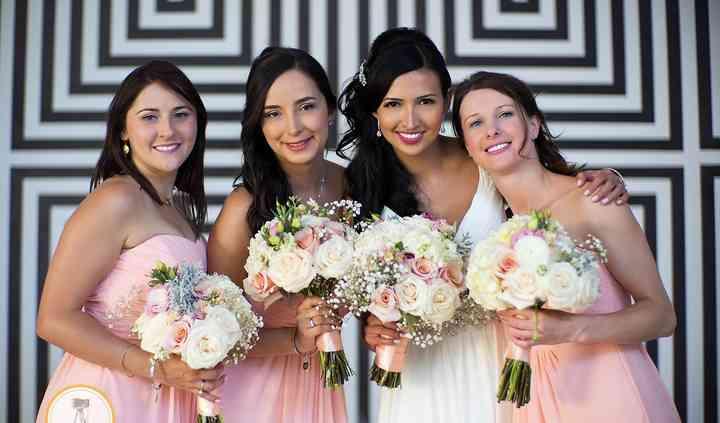 Bouquets pastel
