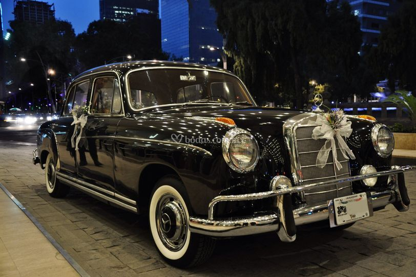 Mercedes benz 220s 1958 de autobodas fotos for Mercedes benz mx