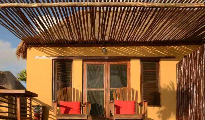 Habitaciones terraza