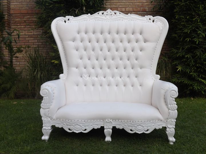 Sillon colonial simple silln rattan colonial silln rattan - Mesa para sillon ...