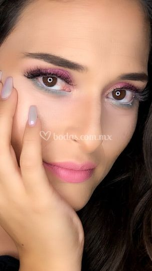 Maquillaje full color