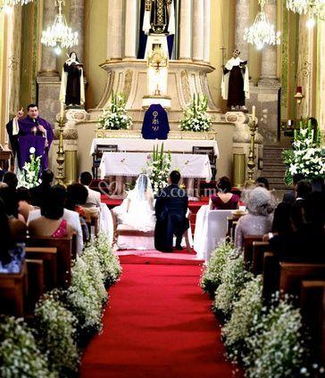Ceremonía religiosa