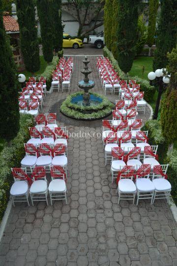 De regalo para boda civil