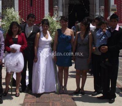 Fotos del matrimonio