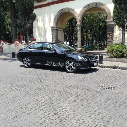 Mercedes Benz E350 nueva línea