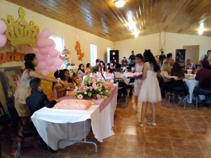 Evento en Rancho Valencia