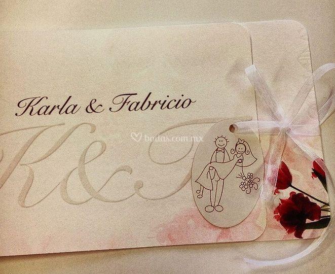Invitaciones para su boda