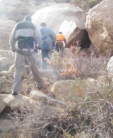 Mountain exploration