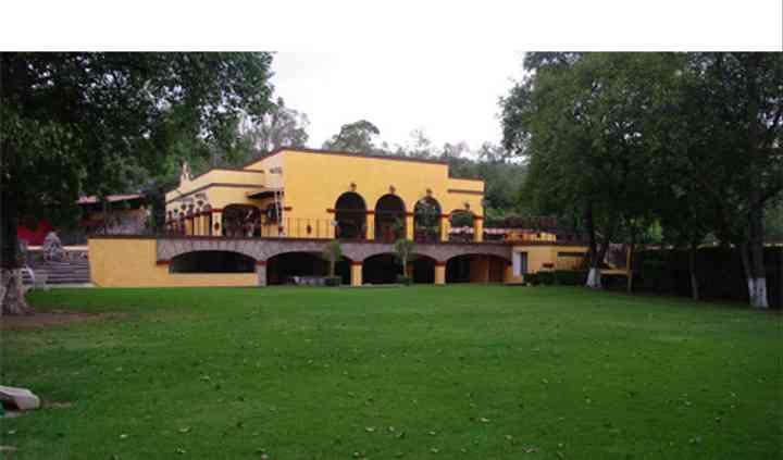 Jardín Parián del Pedregal