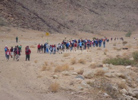 Trekking challenge