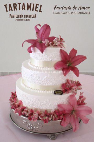El pastel perfecto e inolvidab