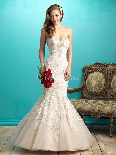 Bazar de vestidos de novia en mexico