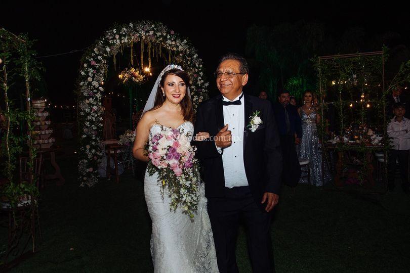 Sandra & Alejandro