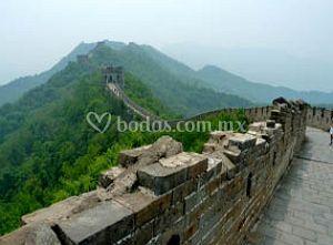 Amor en la Gran Muralla