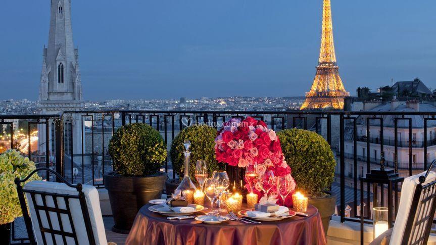La ciudad del Amor. París