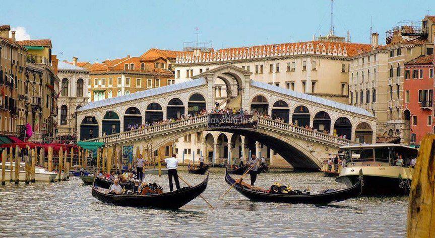 Venecia para enamorados. Itali