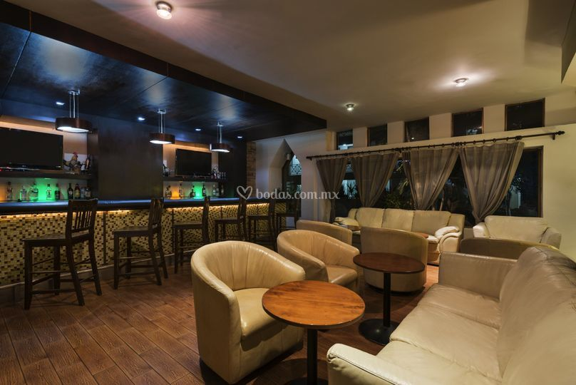 Lobby Bar Los Cristales