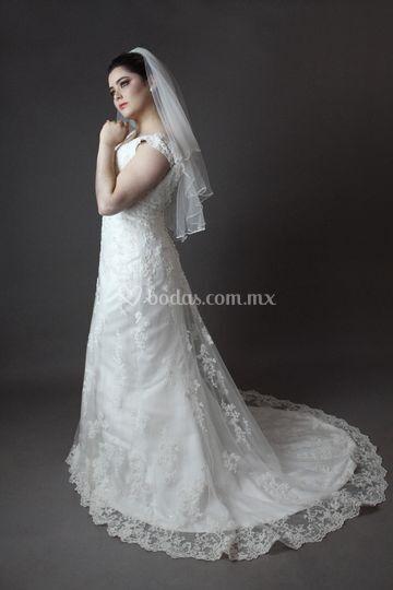 Vestido de Novia Aria