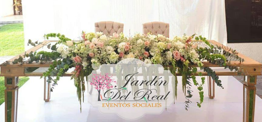 Jard n del real for Jardines del real