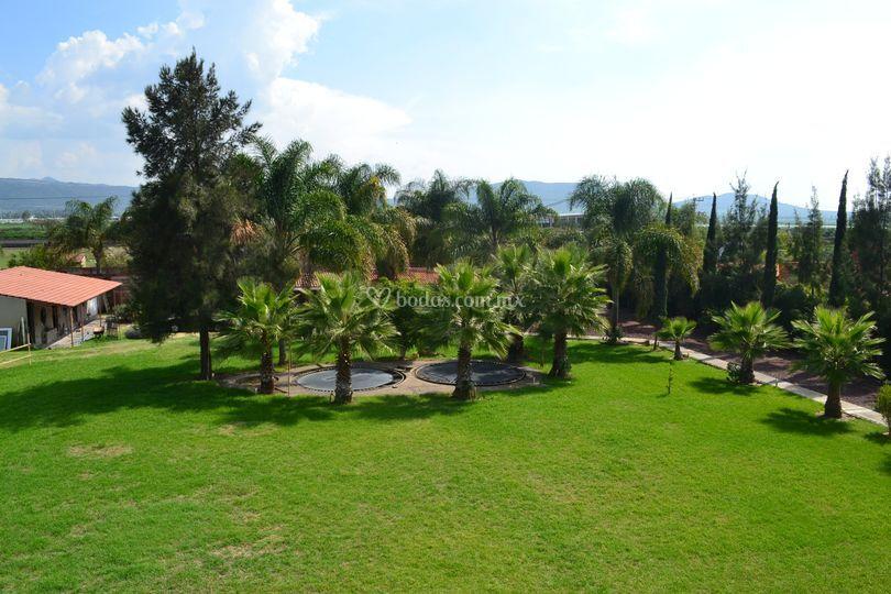 Terraza y jard n paulina for Oferta terraza y jardin