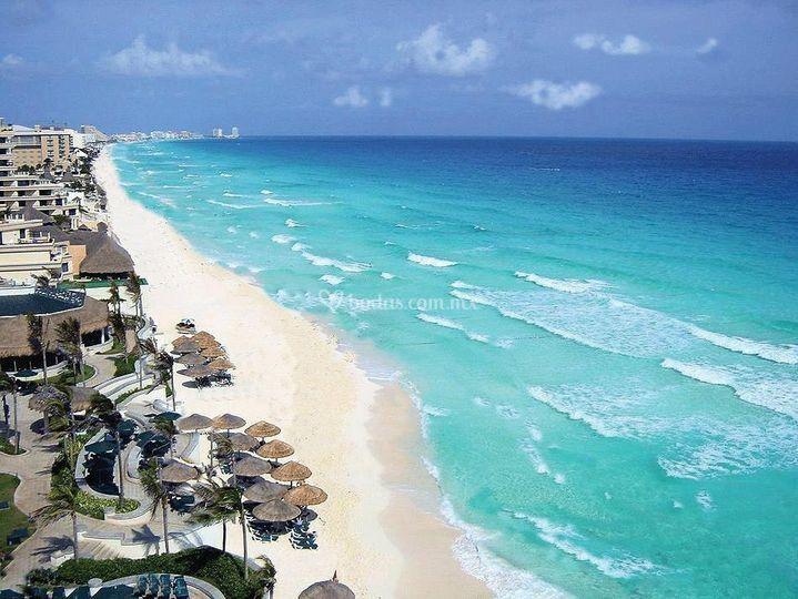 Viaja a Cancún