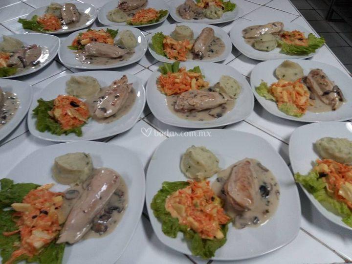 Banquetes Oro y Plata
