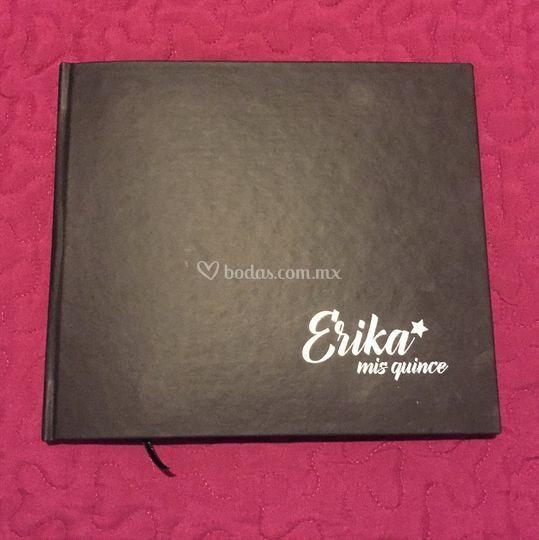 Scrapbook portada externa