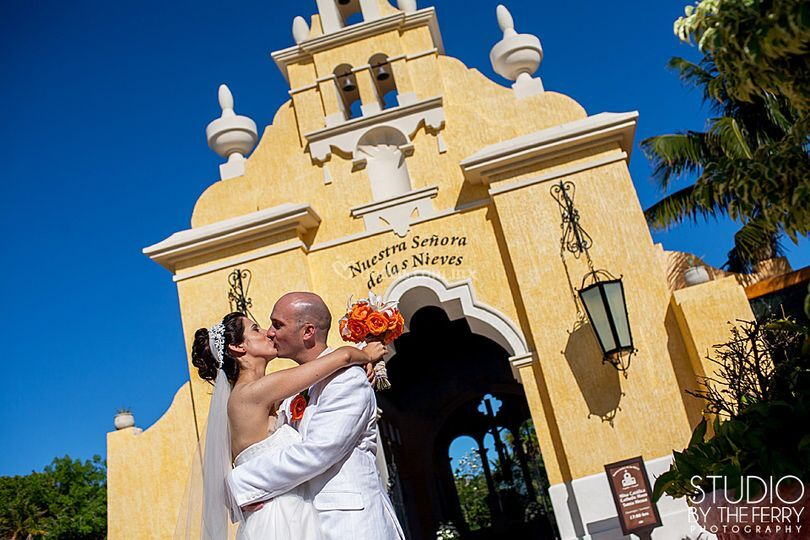 Just Married en GrandPalladium