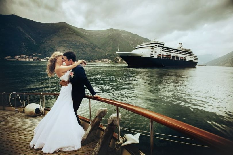 Un crucero para enamorados