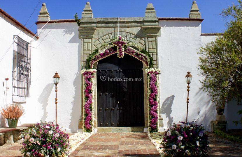 Casa en el Arcángel, Oaxaca