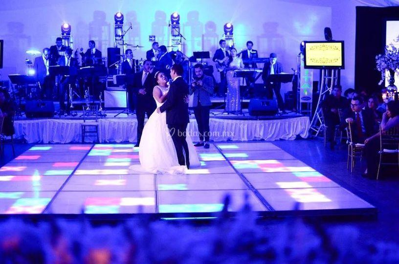 Baile de pareja
